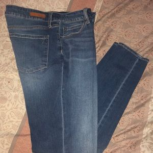 Articles of Society women's stretch skinny jeans.